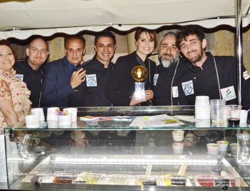 Maestri gelatieri protagonisti ai premi Globo d'oro 2018
