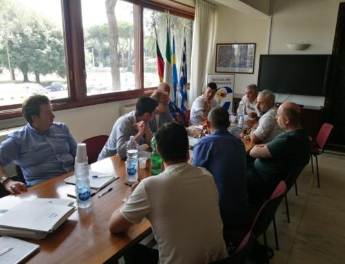Incontro dei Cavalieri e degli Ambasciatori del Gelato di Roma e Lazio