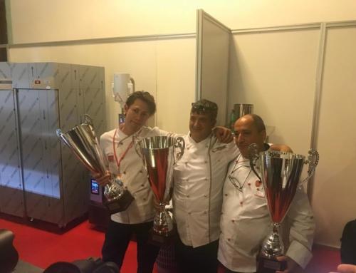 Premio Eccellenza: Antonio Cosentino vince il primo premio