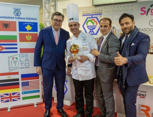 #Sigep2019 – Eugenio Morrone, passione e determinazione nel settore del turismo gastronomico per portare la qualità e l'eccellenza del gelato artigianale made in Italy