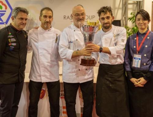 """#Sigep2019 Cigno Nero, la migliore torta per il Concorso """"ECCELLENZE TORTE GELATO"""""""