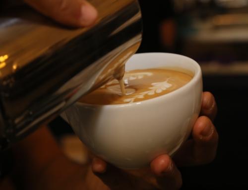 La passione per il caffè e il desiderio di farlo apprezzare al bar più di quanto non lo sia