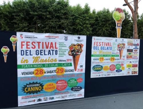 Su Radio Antenna Musica il Festival del Gelato a Gaeta: quando la passione aiuta anche il sociale