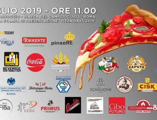 Il nostro Gelato presente alla nuova edizione di Pizza Days 2019